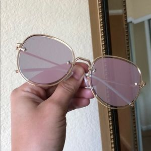 ea411ad67c Prive Revaux Accessories - Prive Revaux x Express The Escobar Pink Sunnies